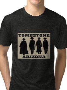 Tombstone Arizona Tri-blend T-Shirt