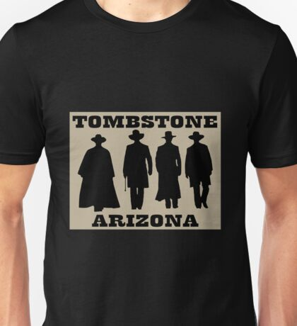 Tombstone Arizona Unisex T-Shirt