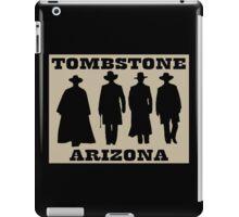 Tombstone Arizona iPad Case/Skin