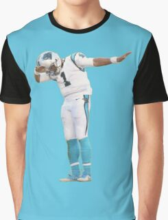 Cam Newton Dab On Them Graphic T-Shirt