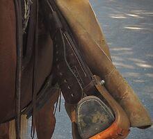 Boots & Stirrups!  by John  Kapusta