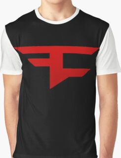 FaZe logo Graphic T-Shirt