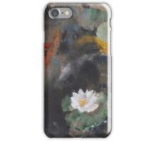 Pond Study iPhone Case/Skin