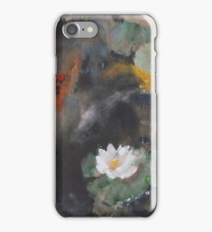 Pond Study iPhone Case/Skin