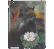 Pond Study iPad Case/Skin