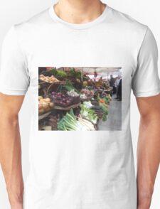 Beaune Market Unisex T-Shirt