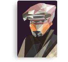 PolyLeia Disguise Canvas Print