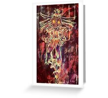 Skull Kid - Majora's Mask (Legend of Zelda) Greeting Card