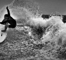 Surfer 1 Sticker