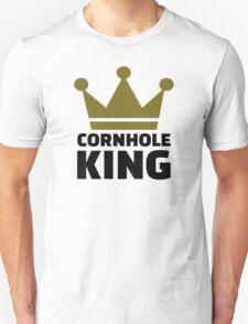 Cornhole king Unisex T-Shirt