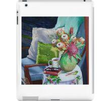 Favorite reading spot  iPad Case/Skin