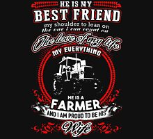 Proud To Be Farmer's Wife Unisex T-Shirt
