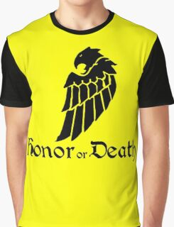 Honor or Death Graphic T-Shirt
