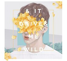 Wild (& IT DRIVES ME WILD) Merchandise Photographic Print
