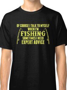 Fishing Shirt Classic T-Shirt