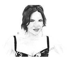 Lana Parrilla Photographic Print