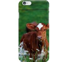 Moo!  iPhone Case/Skin