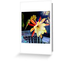 Square-way To Heaven Greeting Card