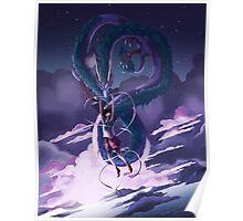 Spirited Away Print Poster