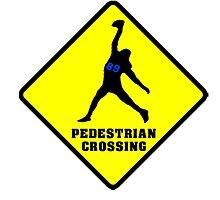Doug Baldwin - Pedestrian Crossing by TyKe253