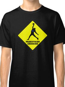 Doug Baldwin - Pedestrian Crossing Classic T-Shirt
