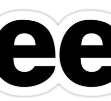 Jeep Badge Sticker