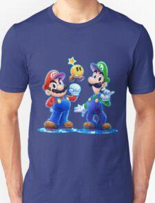 Mario and Luigi - Dream Team Unisex T-Shirt