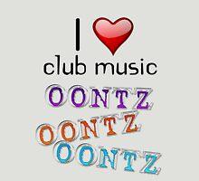 I heart club music T-Shirt