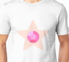 Rose Quartz Star Unisex T-Shirt