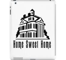 Haunted Home Sweet Home iPad Case/Skin