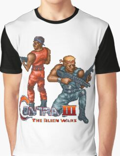 Contra III Graphic T-Shirt
