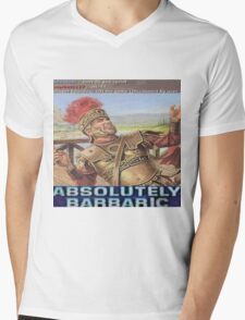 Absolutely Barbaric  Mens V-Neck T-Shirt