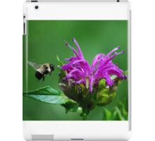 Flight of the Bumble Bee iPad Case/Skin
