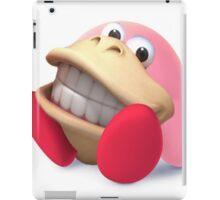 Donkey Kong Kirby Hybrid iPad Case/Skin