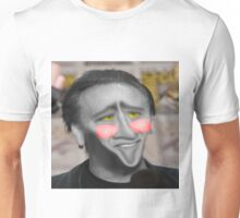 Nic Cage Photoshop Unisex T-Shirt