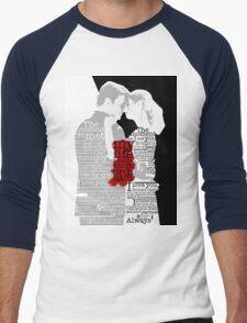 Yin Needs Yang 2.0 Men's Baseball ¾ T-Shirt