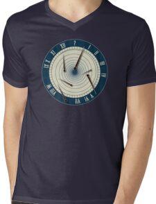 Timey Lordy Mens V-Neck T-Shirt