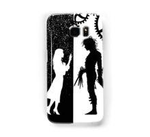 Scissors Hand Valentine Samsung Galaxy Case/Skin
