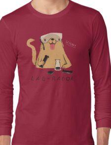 lab-rador Long Sleeve T-Shirt