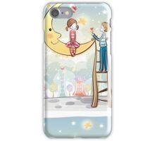 Stair to My Valentine iPhone Case/Skin
