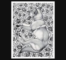 Dingo Dreaming One Piece - Short Sleeve