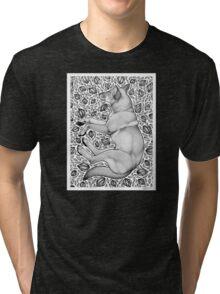 Dingo Dreaming Tri-blend T-Shirt