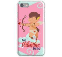 The Valentine Hero iPhone Case/Skin