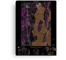 New York NY Rouses Point 136875 2000 50000 Inverted Canvas Print