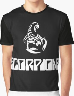 scorpions Graphic T-Shirt