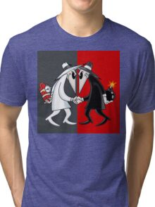 spy Tri-blend T-Shirt