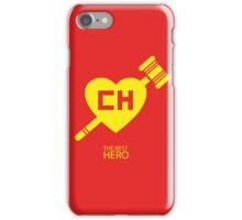 El Chapulin colorado iPhone Case/Skin
