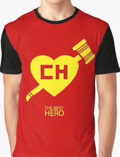 El Chapulin colorado Graphic T-Shirt