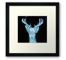 Hold the Darkness at Bay Framed Print