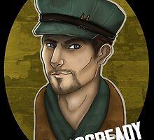 MacCready by maddisonlea
